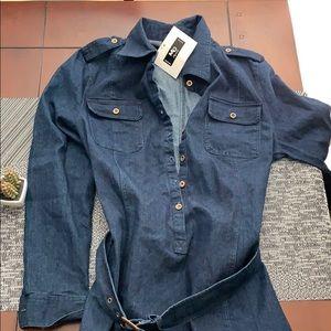 MG XL Denim Dress